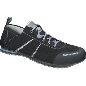 Mammut M's Sloper Low Canvas Shoes black-grey
